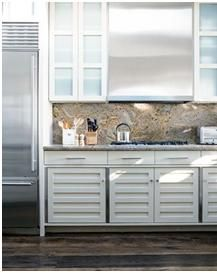 """""""10 Big Ideas for Small Kitchens"""" from Klein Kitchen and Bath NYC"""