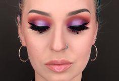 Huda Beauty DESERT DUSK Palette Makeup Tutorial | Marion Cameleon :: @hudabeauty :: | Glamour Shots Photography