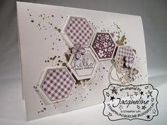 Stampin Jacqueline: Six Sided Sampler kaart