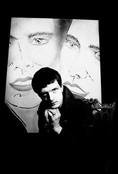 Ian Curtis - Joy Division