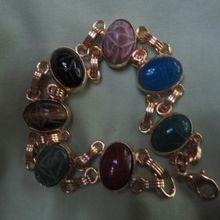 Beautiful Scarab Bracelet
