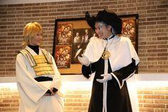 鈴木拡樹「帰ってきました」三蔵一行の新たな旅『最遊記歌劇伝ーDarknessー』開幕 Love, Amor