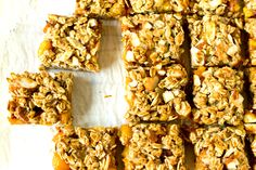 Ginger-Peach Granola
