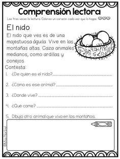 Curriculum, Homeschool, Great Schools, Spanish Class, Reading Comprehension, Grade 1, Language, Clip Art, Teaching