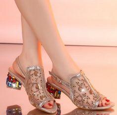 Cheap envío gratis calidad moda mujer sandalias de tacón alto vestido sexy mujer zapatillas zapatos de plataforma .