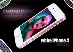 White Chic Edition of iPhone4