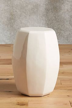 Lacquered Bead Side Table