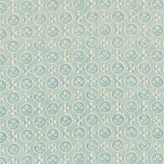 Zoffany - Luxury Fabric and Wallpaper Design | Products | British/UK Fabric and Wallpapers | Diamonds & Flowers (ZTOW320801) | Town & Country Prints
