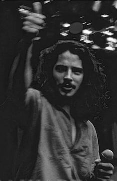 Miss you, my brother. Chris Cornell, Temple Of The Dog, Screamo, Most Beautiful Man, Rock Art, Rock N Roll, The Dreamers, Grunge, Artist