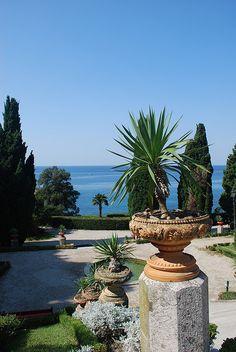 Miramare Castle Gardens - Trieste,Friuli Venezia Giulia, Italy