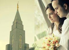 Temple lds wedding lds noiva sud