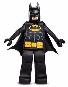 Kids LEGO Batman Costume Kostüm / Fasching / Karneval