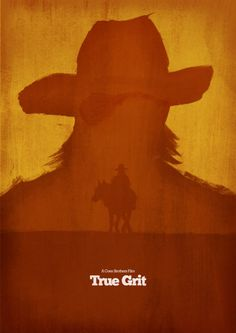 True Grit by Dean Walton  Limited edition of just 100, exclusive to Mr Shabba and part of the Oscar Nominated '11 series.  Each print is individually numbered and signed.