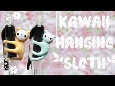 Kawaii Hanging Sloth