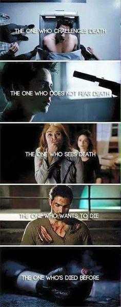 Scott.. Stiles.. Lydia.. Derek.. Allison.... ❤️❤️❤️❤️❤️❤️