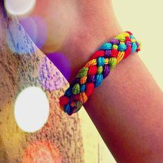 Friendship Bracelet  READY TO SHIP Braided Handmade