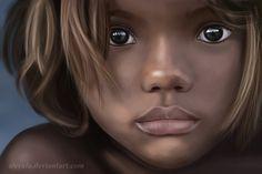 Child - Eyes by ~AleRafa on deviantART