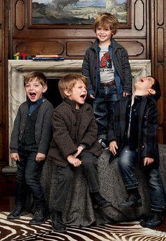 Dolce & Gabbana - pinned by www.peekaboomagazine.com.au