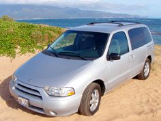 7-Passenger Minivans in Hawaii