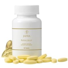JAFRA Royal Jelly Vitamins, scientifically designed to help protect your body from harmful and aging free radicals.