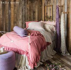 Koteja ja makuuhuoneita
