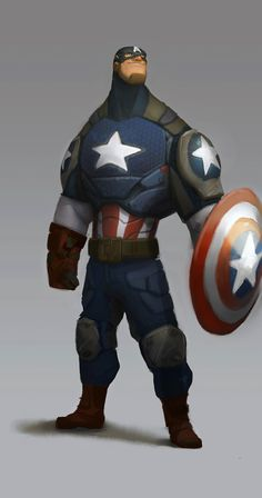 ArtStation - Cap'n, Corey Smith