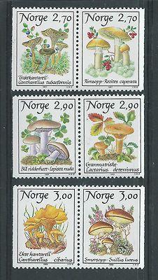 Scott 884 9 Pairs MNH 1987 9 Mushrooms   eBay