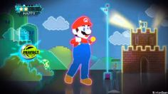 MarioJustDance