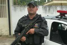 TIROTEIO NO CENTRO DE AREIA BRANCA-RN DEIXA SOLDADO DA PM MORTO E VÁRIOS FERIDOS ~ PASSANDO NA HORA