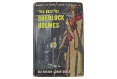 The Best  of Sherlock Holmes on OneKingsLane.com