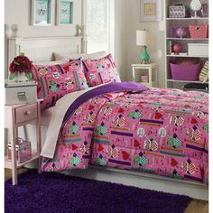 Found it at Wayfair - Girls Rule 3 Piece Comforter Set