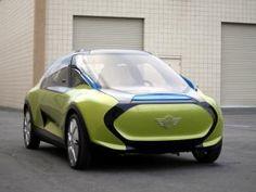MINI Deep Orange 7 concept designed for 2025 market