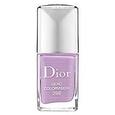 Dior - Colorvision Vernis Nail Lacquer #sephora