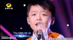 Pequeños Niños Asiaticos sorprenden con su increible voz y talento