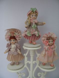 Authentic miniature Victorian doll's dolls, toys, games and playthings for the discerning doll's house child.  Conceived, designed and handcrafted by UK artisans Sandra Morris & Pamela Shallcrass....