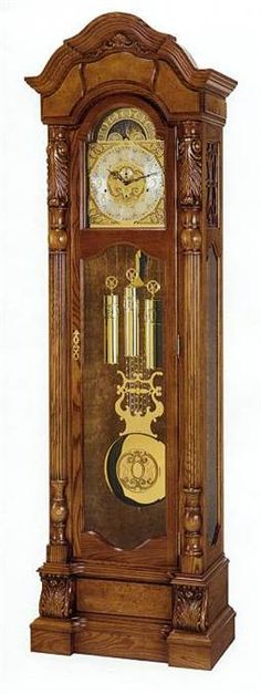 Sligh Grandfather Clock Prices | ... Floor Clock by Sligh, 0953-1-AB, Cable grandfather clock, Sligh