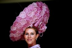 Hat worn at Royal Ascot 2015 Royal Ascot Hats, Morning News, Headpieces, Attitude, Exotic, Mad, Pictures, Flowers, Accessories
