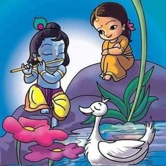 Hare Krishna ♡ Its official. Lord Krishna Images, Radha Krishna Pictures, Radha Krishna Photo, Krishna Photos, Radhe Krishna Wallpapers, Lord Krishna Wallpapers, Little Krishna, Baby Krishna, Krishna Drawing