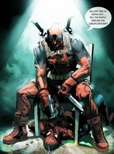 Deadpool :: DeadpoolSpiderman2.png image by Burdening_Soul - Photobucket de Busquii333   We Heart It