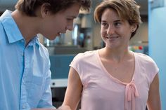 The Fault in Our Stars Deleted Scene | Shailene Woodley and Ansel Elgort | TeenVogue.com