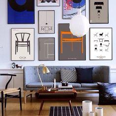Arne Jacobsen sofà http://decdesignecasa.blogspot.it