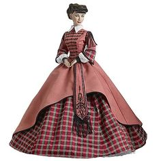 Gone with the Wind Mrs. Kennedy Tonner Doll
