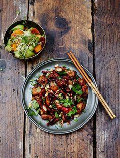 Kung Pao Chicken   Chicken Recipes   Jamie Oliver Recipes