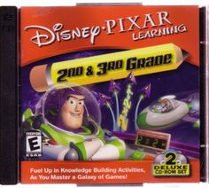 Disney Pixar Grade 23 Jewel Case Old Version *** You can get additional details at the image link.