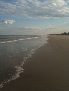 Amelia Island - where Ryan and I got married, and now we get to live here.  well not on the beach, but still