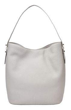Skagen 'Karyn' Leather Bucket Bag available at #Nordstrom