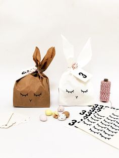 Creative Gift Packaging, Creative Gift Wrapping, Creative Gifts, Birthday Gifts For Boyfriend Diy, Boyfriend Crafts, Bunny Birthday, Diy Birthday, Kids Birthday Treats, Easter Crafts
