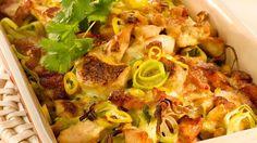 Ovnsrett med kylling og bacon - Middag - Oppskrifter - Toro