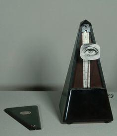 Indestructible objet, Man Ray, 1923-1959