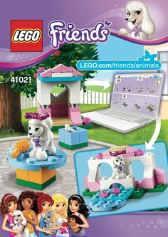 Friends - Poodle's Little Palace [Lego 41021]